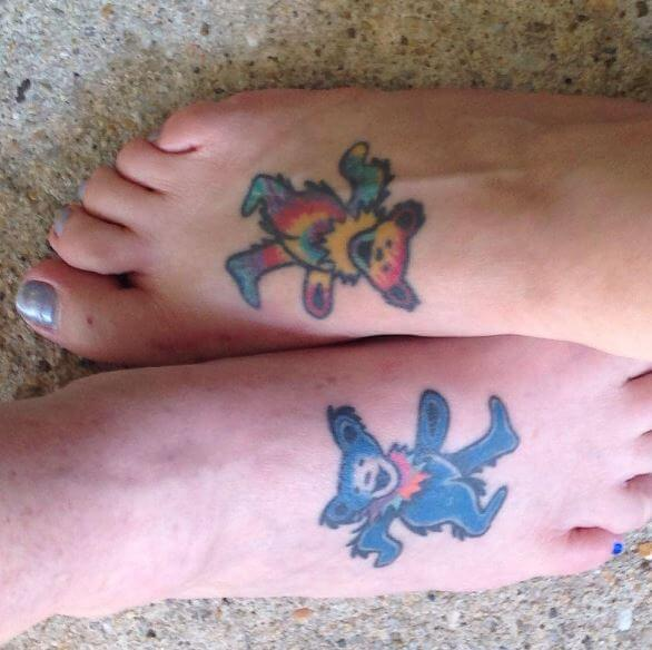 Eloquent Sibling Tattoos Ideas