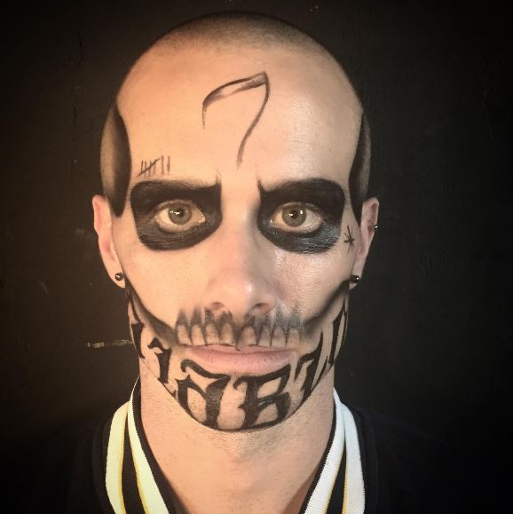Face Tattoo 12