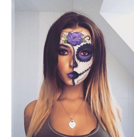 Face Tattoo 28