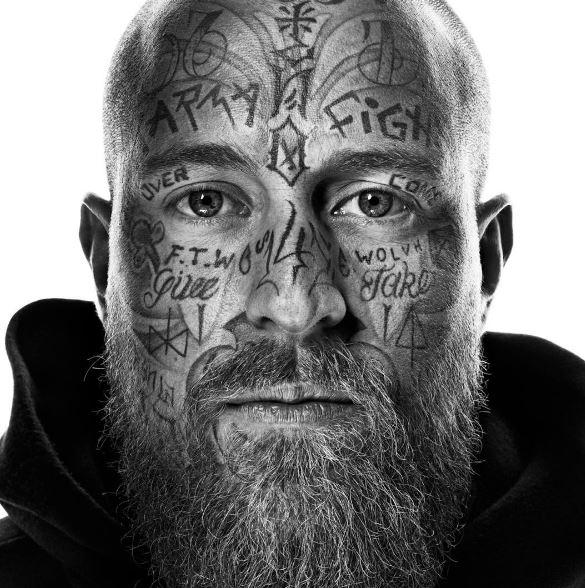 Face Tattoo 29