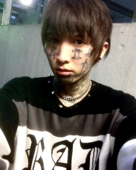 Face Tattoo 41