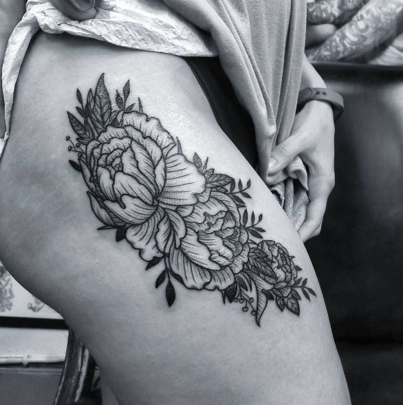 Floral Tattoo Designs Tumblr