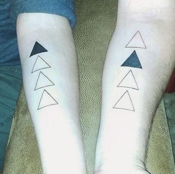 Fun Brother And Sister Triangle