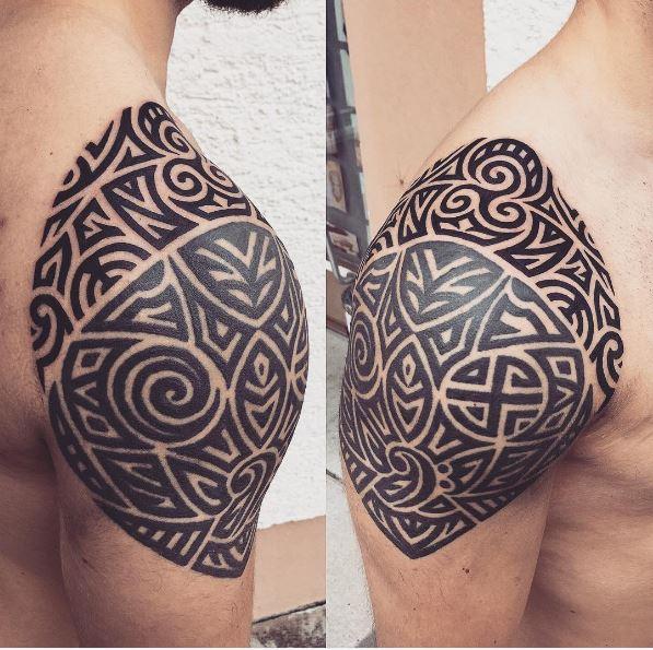 Great Shoulder Tattoos Design And Ideas For Men