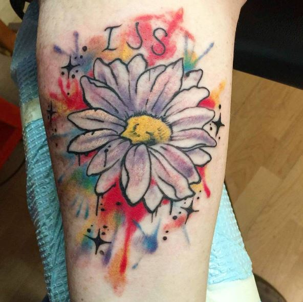 Latest Floral Tattoos Design And Ideas
