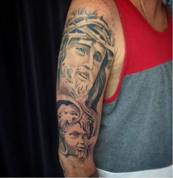 New Jesus Tattoos Design And Ideas