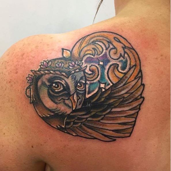 Owl Tattoos Design And Ideas