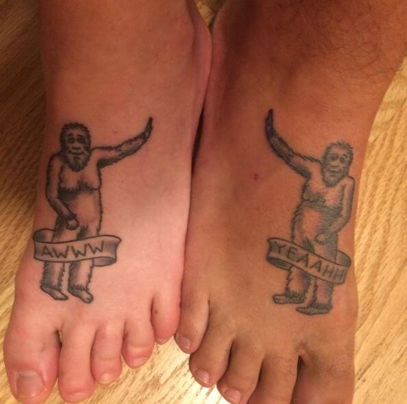 Sister Sibling Tattoos Pictures