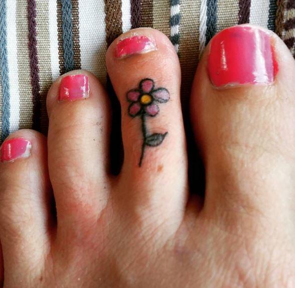 Small Toe Tattoos Designa Nd Ideas