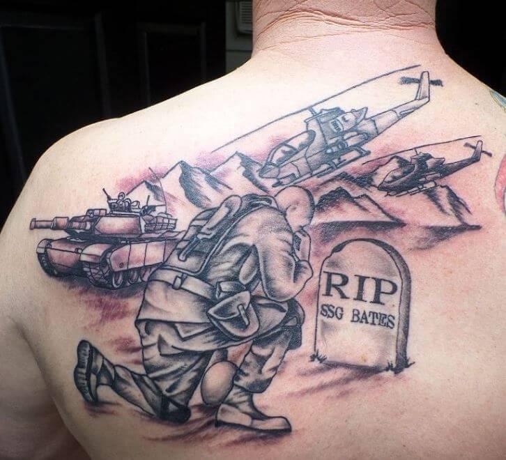 110 Best Memorial Tattoos Designs 2020 Rip Grandparents Friends Parents