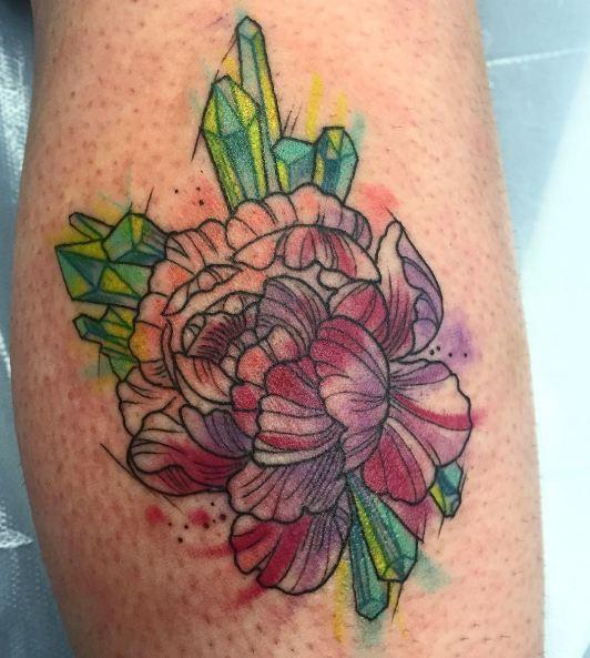 Beautiful Sketch Style Tattoos