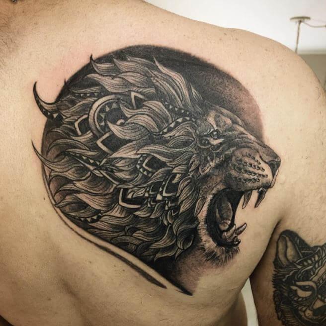Black Lion Tattoo