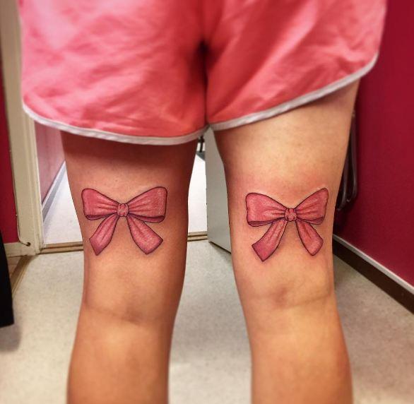 Bow Leg Tattoos