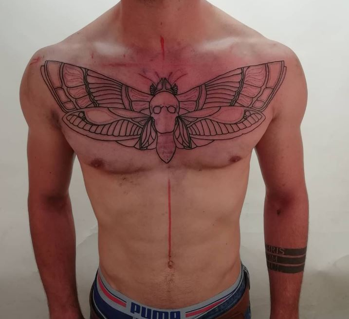 Butterfly Cover Up Tattoos
