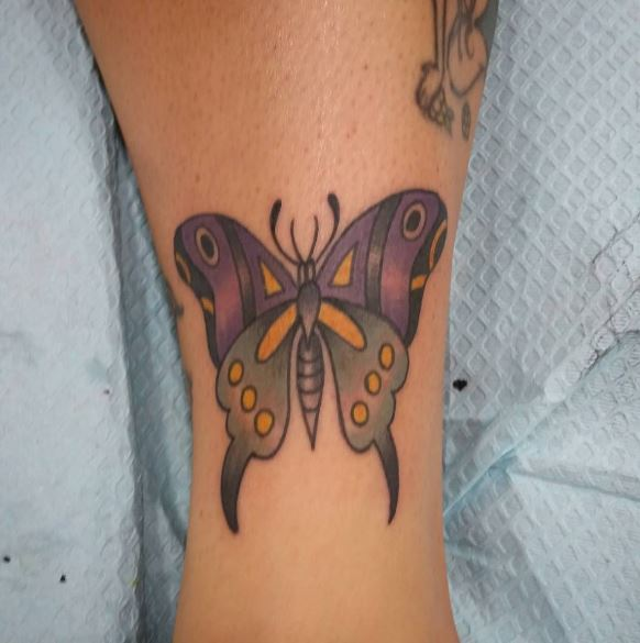 Butterfly Tattoos Meaning