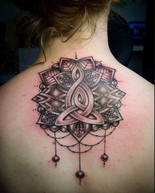 Celtic Mandala Tattoos