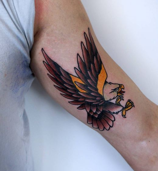 Cool Bird Tattoos 1
