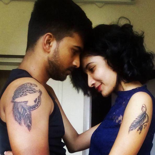 Cool Couple Tattoos 1