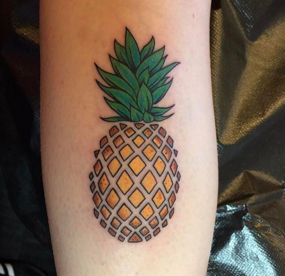 Cool Geometric Tattoos 1