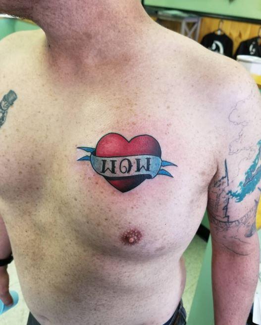 Cool Mom Tattoos