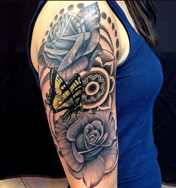Cool Sleeve Tattoos 1