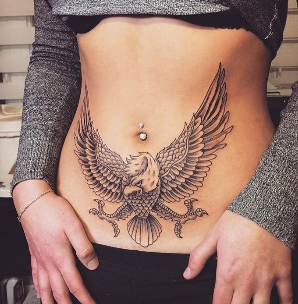 Cool Stomach Tattoos