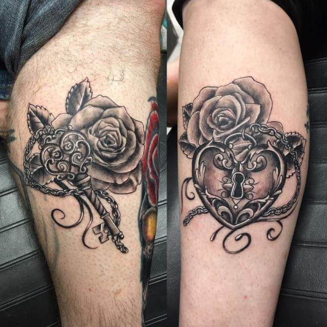Couple Tattoos Ideas Gallery
