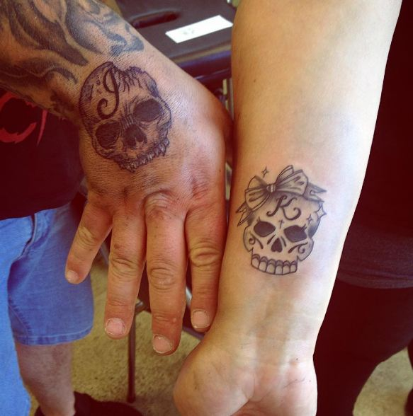 Couple Tattoos Images