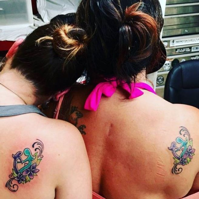 Daughter Tattoos For Mom