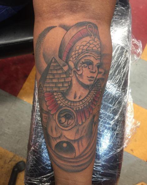 Easy Leg Tattoos