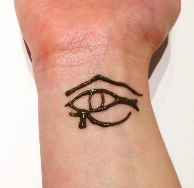 Egyptian Henna Tattoos