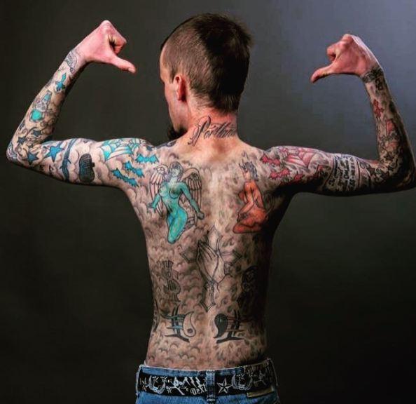 Full Body Tattoos For Guys
