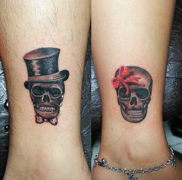 Funny Couple Tattoos