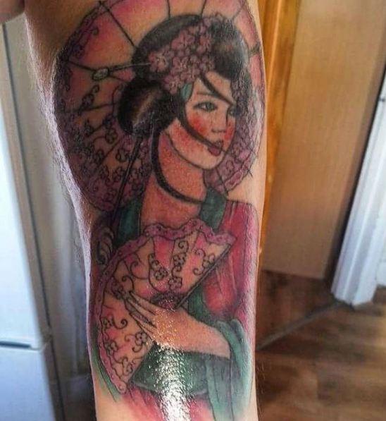 Geisha Tattoos Tumblr