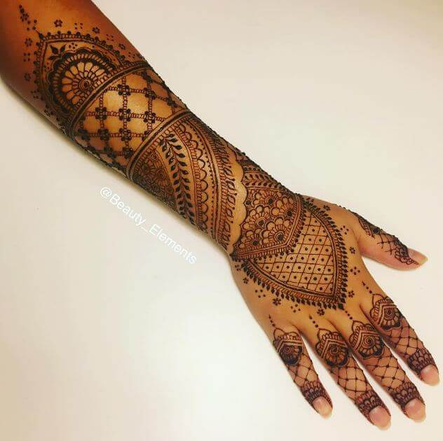 Henna Tattoo Meaning