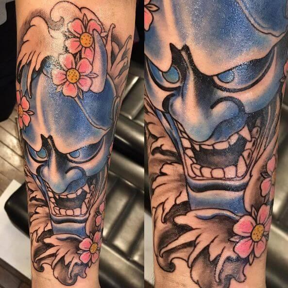 Japanese Cherry Blossom Tattoo Designs