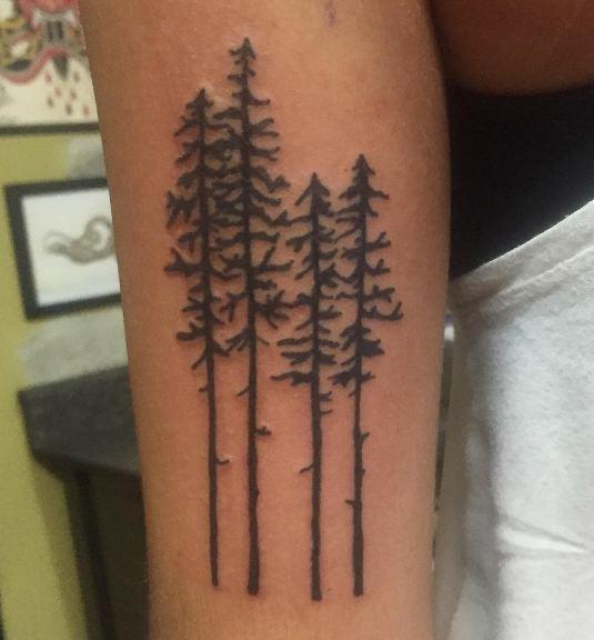 Lil Tree Tattoos