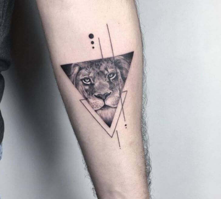 100 Realistic Lion Tattoos For Men 2020 Tribal Traditional Designs