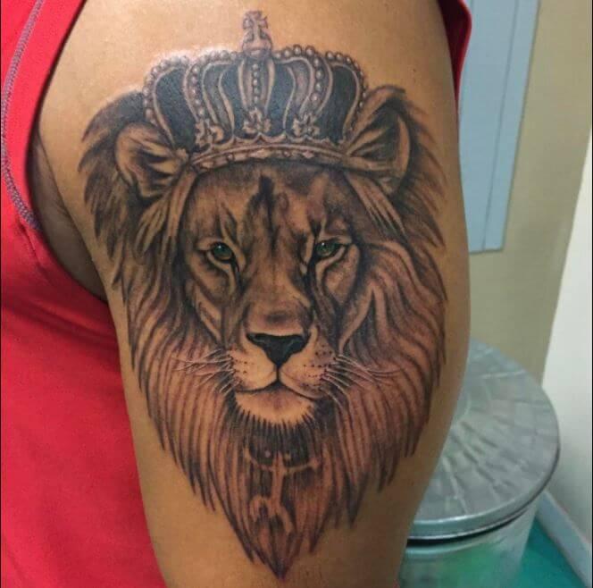 Lion King Tattoo Ideas