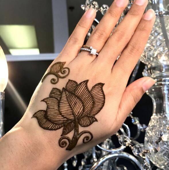 Lotus Henna Tattoos
