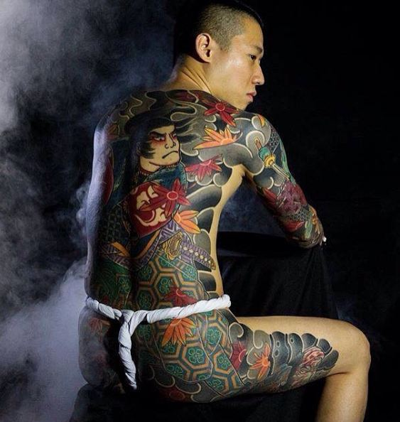 Lovley Full Body Tattoos Pictures
