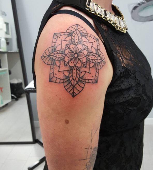 Mandala Tattoo Meanings