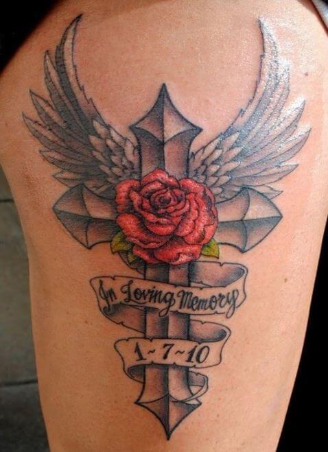 Memorial Tattoos For Mom