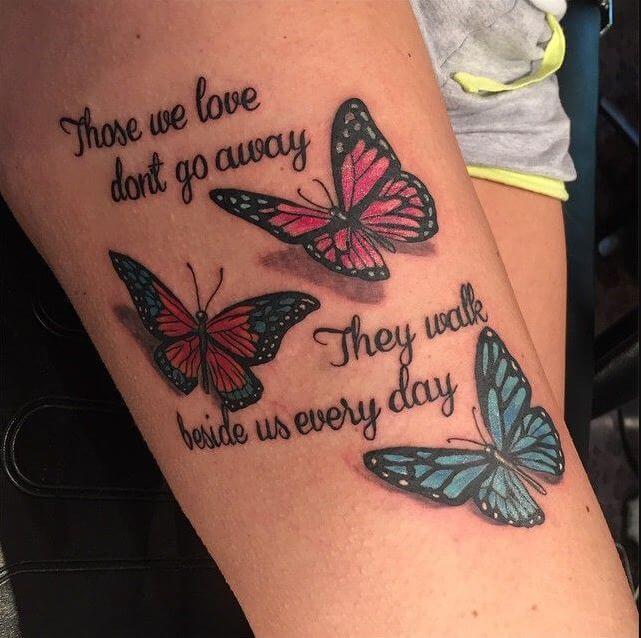 Memory Tattoos For Mom