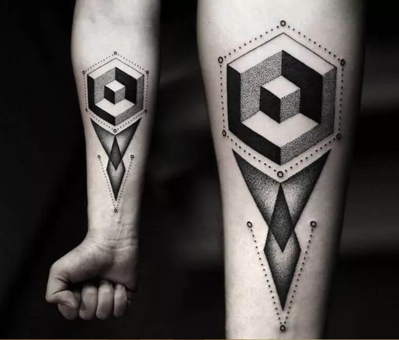 100 Best Forearm Tattoos For Men 2020 Inner Outer Arm Designs