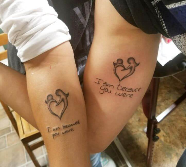 Mother Daughter Quotes Tattoos