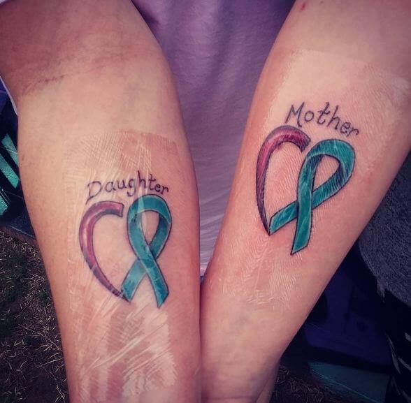 Mother & Daughter Tattoos