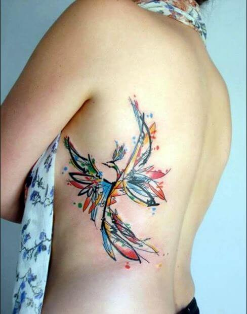 Phoenix Tattoos Sleeve