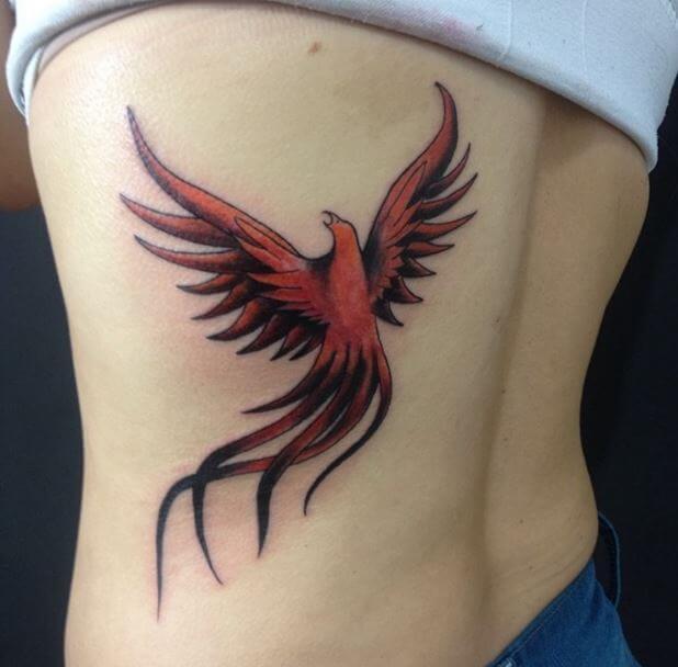 Phoenix Tattoos Thurcroft
