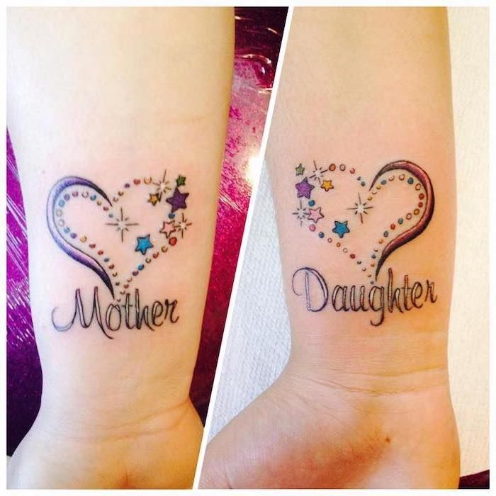Pics Of Mother Daughter Tattoo (3)